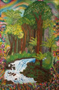 rainforest - vivid
