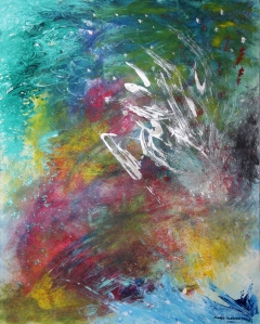 Fireworks by Margo Humphries