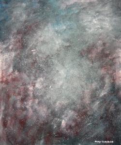 Galaxy by Margo Humphries ORIGINAL SOLD