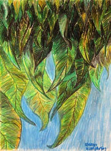 Leaves by Margo Humphries