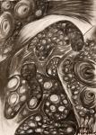 Organic Spontaneity by Margo Humphries