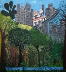 Roots of the City by Margo Humphries