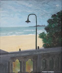 St Kilda Beach by Margo Humphries