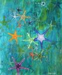 Starfish 2 by Margo Humphries