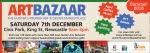 summer art bazaar herald press ad