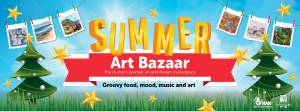 1477-Summer Art Bazaar-Facebook cover
