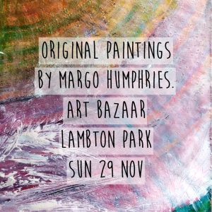Margo Humphries Art Bazaar Lambton Park 29.11.15 hidden