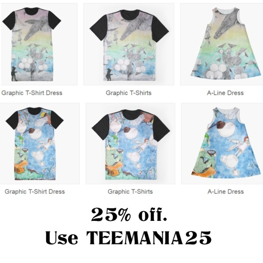teemania redbubble